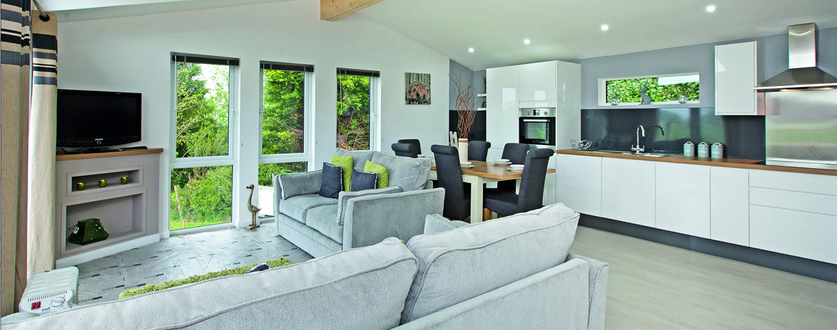 investment holiday lodges Devon